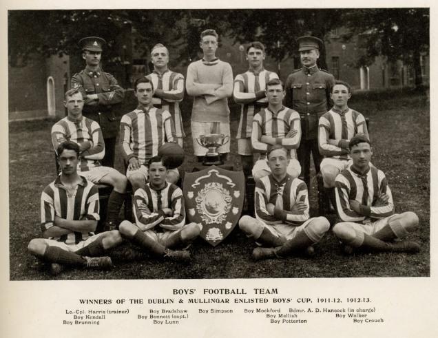 JWK football team