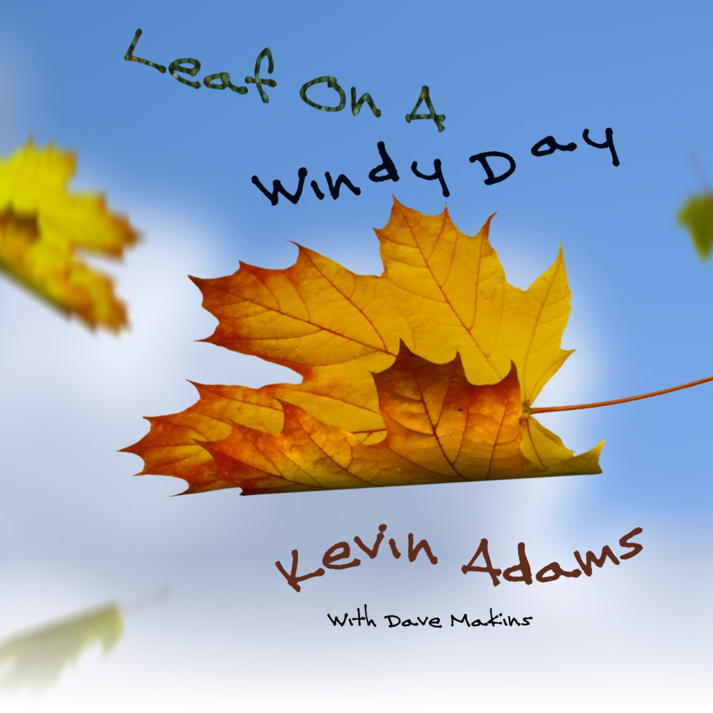 Leaf On A Windy Day CD cover