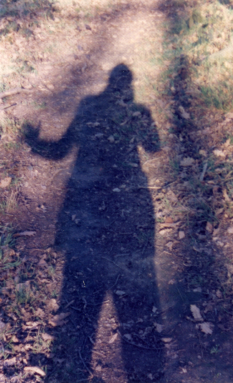 Dave Makinsn selfie, 1975 style